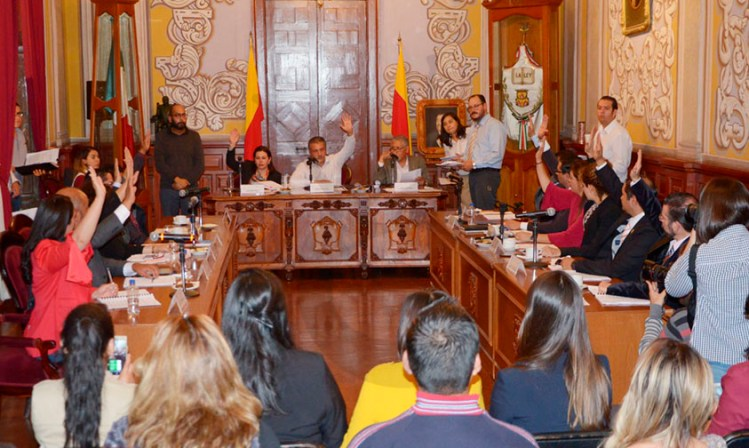 Independientes comisiones Morelia