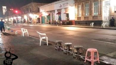 sillas Morelos desfile Morelia 2018