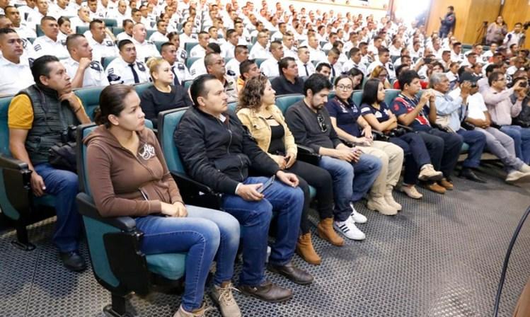 taller protección periodistas Julieta López Bautista Michoacán a