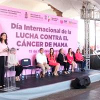 cáncer de mama Uruapan lucha