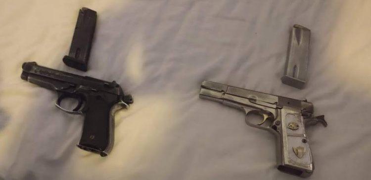Cacharon A 3 Con Armas De Fuego En Quiroga