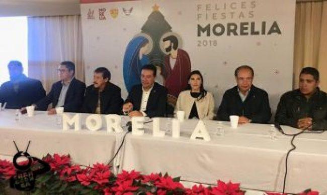 Felices Fiestas Morelia 2018