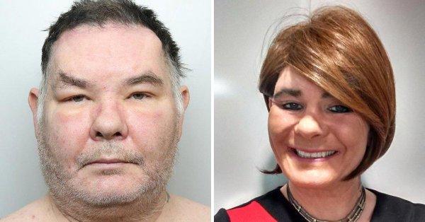 Doñita Transgénero Que Violó A 4 Reclusas Es Trasladada A Cárcel Para Hombres