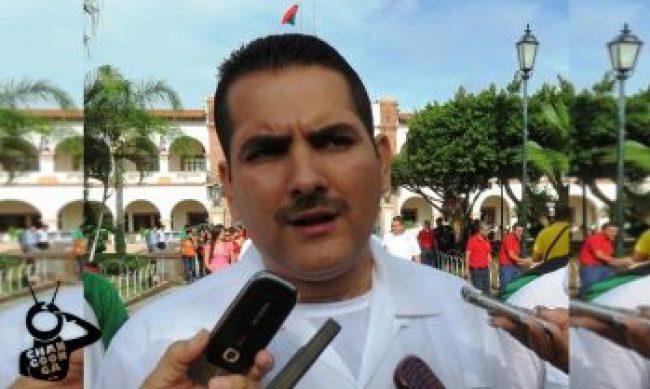 Uriel Chávez balazos Apatzingán