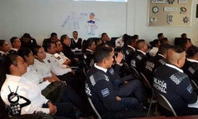 policía de Morelia rostro