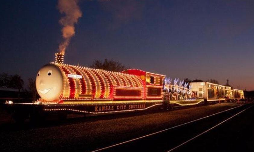 Confirma Tren Navideño Se Estacionará En Morelia Este 26 De Noviembre