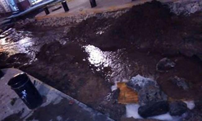 #Denúnciamesta agua desperdicio Morelia a