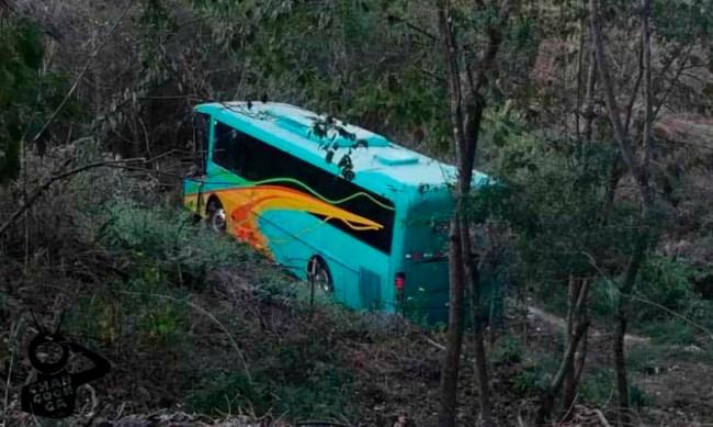 autobús fútbol infantil Acapulco