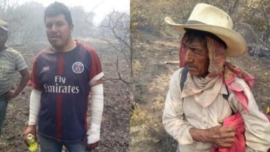 Photo of Pasa En México: Niegan Ayuda A Brigadistas Combatientes De Incendios Forestales Quemados