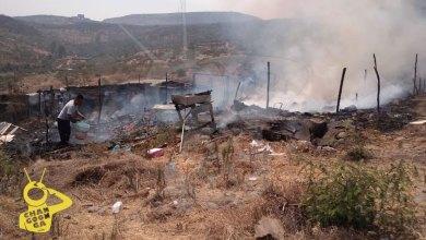 Photo of #Morelia Se Incendian 2 Casas De Madera Y Cartón De Paracaidistas En Salida A Charo