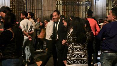 Photo of #Michoacán Secretario De Gobierno Se Animó, Se Bajo De Palacio Y Se Puso A Bailar Bajo La Lluvia