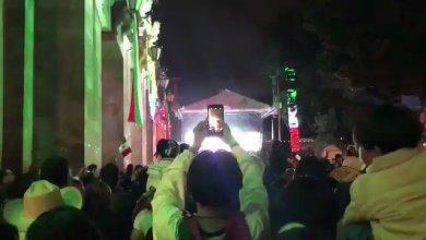 Photo of #Video Abuchean Y Se La Mientan A Alcaldesa Por Gritar Viva A La 4T