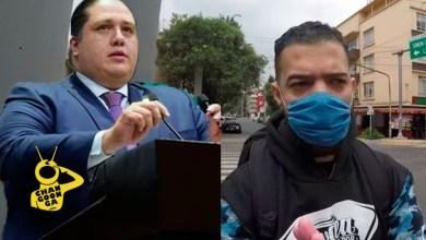 diputado pide expulsión de Youtuber con COVID-19