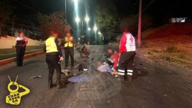 Photo of #Morelia Motociclista Se Accidenta Al Sur De La Ciudad, Tuvo Varias Contusiones