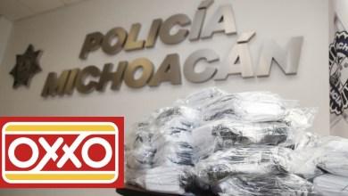Photo of OXXO Dona 13 Mil Cubrebocas A Policías Estatales De Michoacán
