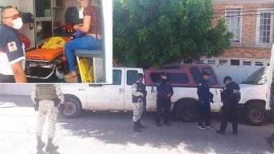 Photo of Recién Nacida Es Abandonada En Camioneta Con Escombros En San Luis Potosí