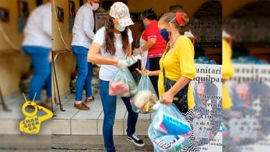 Photo of Ante COVID-19 Miss Michoacán Reparte Despensas A Abuelitos De Jiquilpan