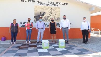 Photo of #Morelia SEDESOH Apoya En Limpieza A Primaria De Santa María Ante COVID-19