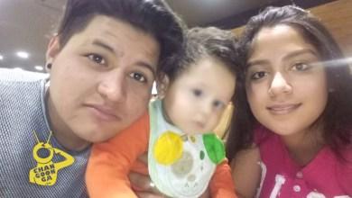 Photo of #DíaDelPadre Reynaldo Papá Joven Y Ejemplo De Amor Para Sus Hijos
