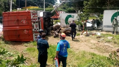 Photo of #Michoacán Torton Se Queda Sin Frenos, Impacta Auto Y Mata A 3 Personas