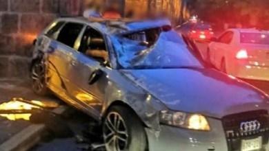 """Photo of #Morelia Choque De Audi VS Acueducto Fue Por Jugar """"Arrancones"""""""