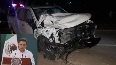 Photo of Se Accidente Director General Del IMSS; Lo Reportan Con Varias Fracturas