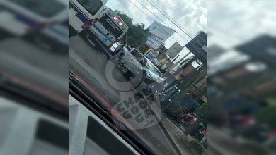 Photo of #Morelia Encontronazo Vehicular En La Madero