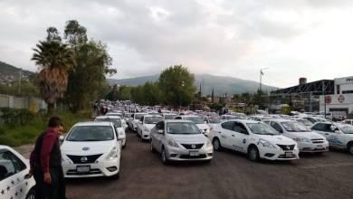 Photo of #Morelia Transportistas Arman Caravana Vs Uber
