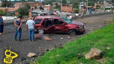 Photo of #Michoacán Chofer Imprudente Provoca Accidente En La Siglo XXI, 1 Muerto Y 2 Heridas