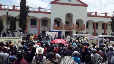 Photo of Se Manifiestan En Chiapas Contra Bill Gates, Lo Acusan De Crear El COVID-19