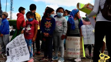 Photo of #Morelia FNLS Se Manifiesta Para Exigir Liberación De Profesor