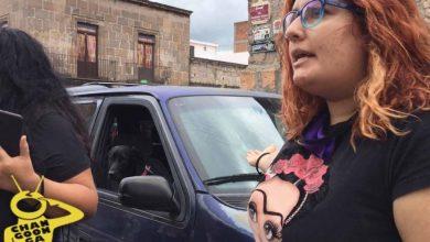 Photo of #Morelia Saldo De Marcha Normalista: Un Parabrisas Roto
