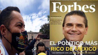 Photo of Campaña Negra Por Elecciones La Supuesta Portada De Forbes Contra Silvano: Segob.