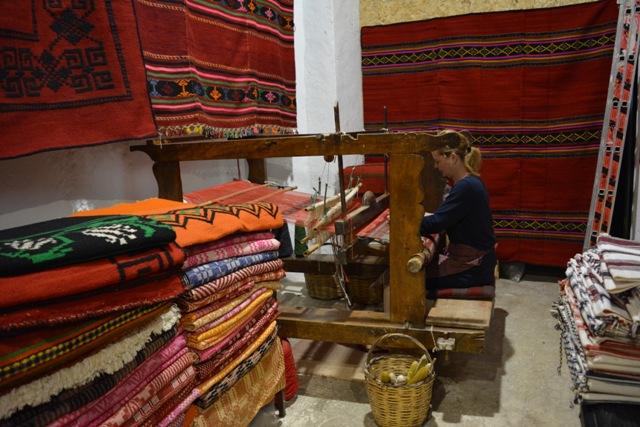 Roka Carpets Weavivg Shop - Chania Guide
