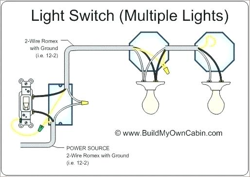 how to wire two lights to one switch diagram  98 vw beetle