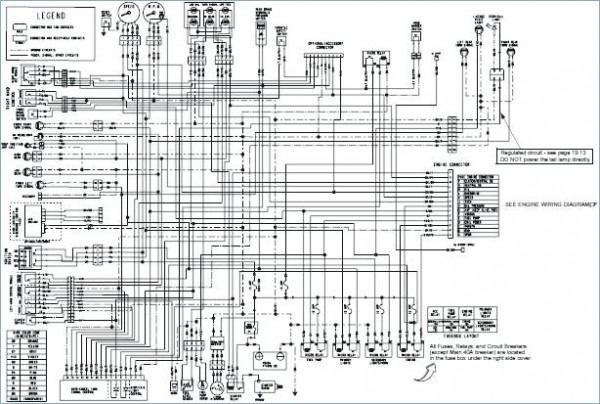 diagram 2006 polaris sportsman 90 wiring diagram full