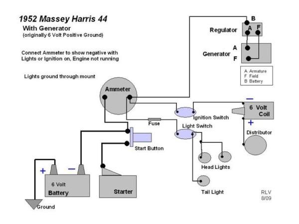 grafik to 20 ferguson tractor wiring diagram full hd