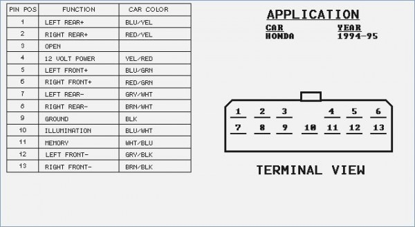 1999 honda accord aftermarket stereo wiring diagram