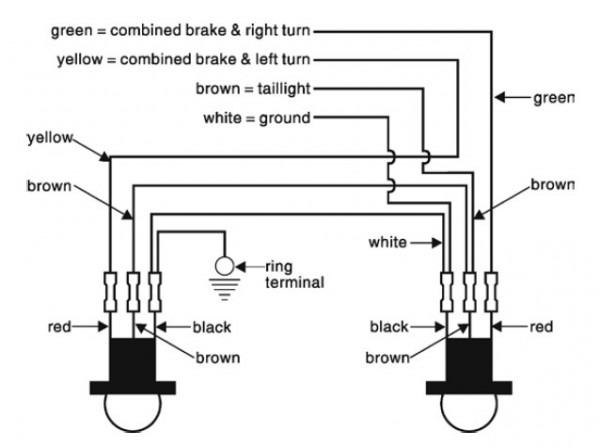 🏆 diagram in pictures database 95 ranger tail light