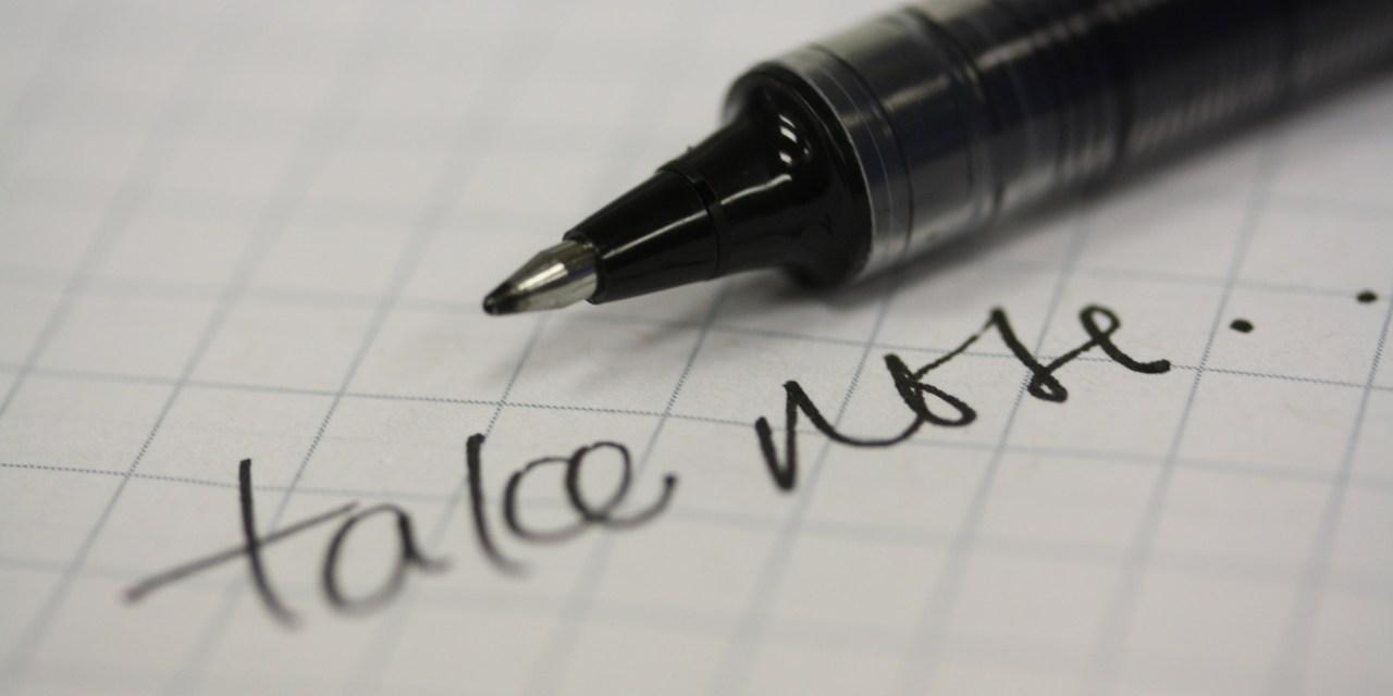 Kterak jsem se zúčastnila dálkového kurzu psaní blogových příspěvků