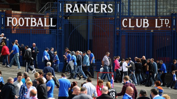 The 'wretched saga' of Rangers Football Club - Channel 4 News