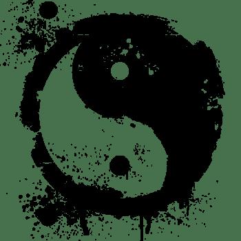 Channel 69 Yin Yang Logo