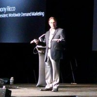 Anthony Ricco, vice president of worldwide demand marketing at Citrix, at Citrix Mobility Toronto.