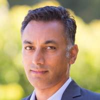 Raja Patel, general manager of corporate products at McAfee