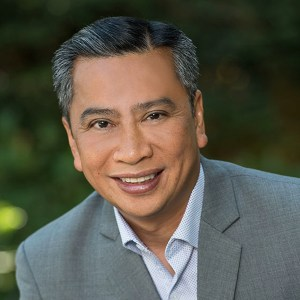 Tuan Tran, head of global office printing at HP