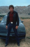 Pictured: David Hasselhoff from Knight Rider