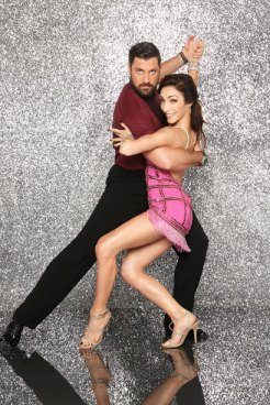 Dancing with the Stars Season 18 Meryl Davis
