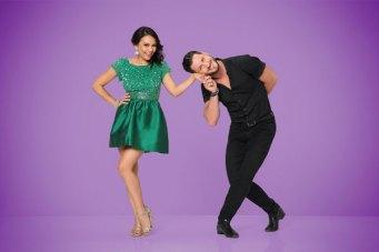 Dancing with the Stars Season 19 Janel Valentin