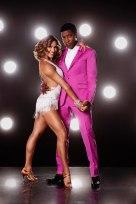 Kenny Babyface Edmonds & Allison Holker