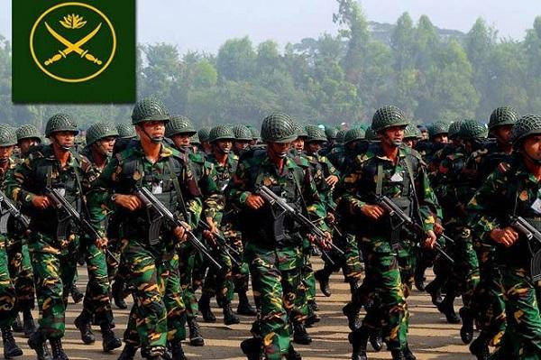 বাংলাদেশ সেনাবাহিনী